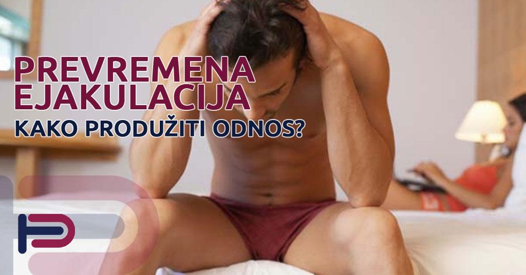 Prevremena ejakulacija i STUD SPREJ