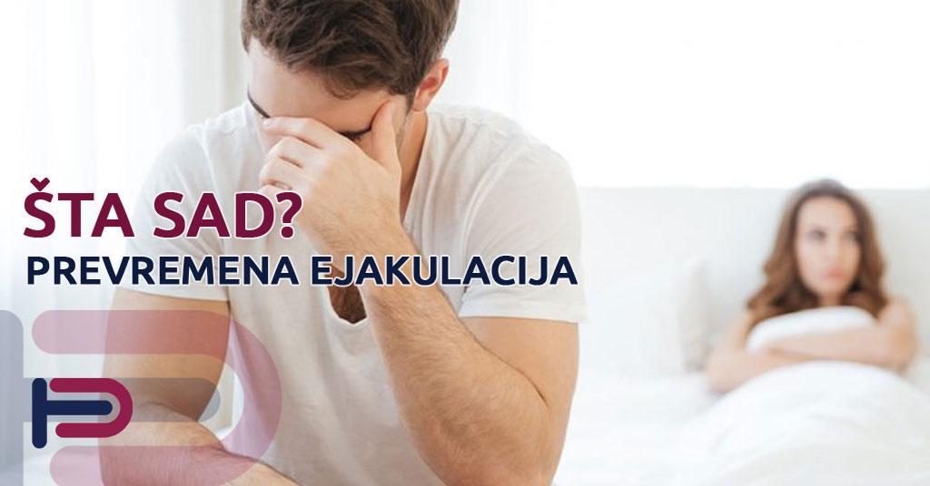 Prevremena ejakulacija